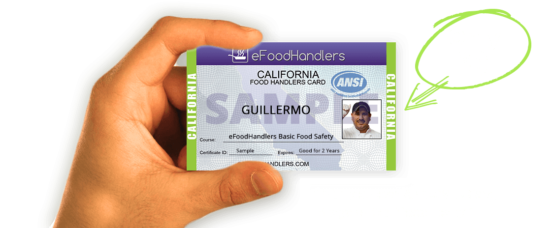Where To Get A Food Handlers Card In Sacramento